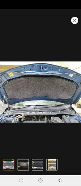 Corolla 2015~2020 bonnet and trunk insulator for heat and sound proof