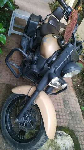 Um renegade commando mojave in mint condition urgent sell