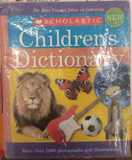 Buku GROLIER scholastic children Dictionary dan ATLAS