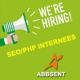 SEO Internship - Data Entry Operator