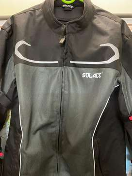 Solace Biker jacket with 2X safety guards