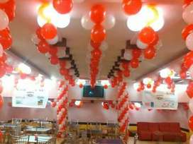 Balloons Decoration for Brands & Shops Opening Ceremony & Anniversary