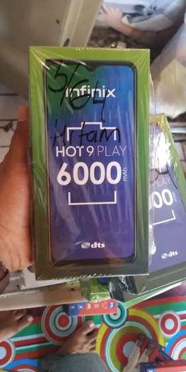 Infinix hot 9 play 64gb