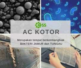 Service Cuci AC Kebayoran Lama Jakarta Selatan