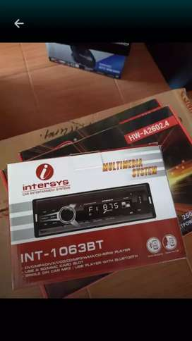 Tape USB radio bt