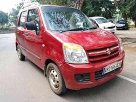 Maruti Suzuki Wagon R LXi BS-III, 2009, Petrol
