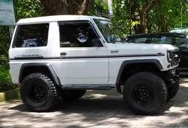 Taft GT 4x4 th.90 Pribadi