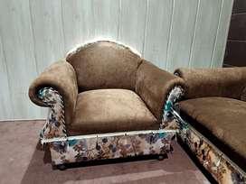 New sofa set five siter