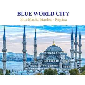 10 Marla Plot file for sale in Overseas block of Blue World City.