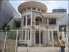 Rumah Usaha Dharmahusada Indah dekat Galaxy Mall