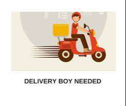 Wanted Delivery Person