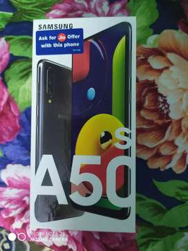 Samsung Galaxy A50s 6gb ram 128gb storage