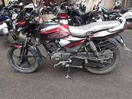 TVS Phoenix 125 drum