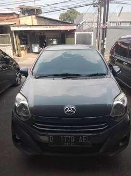 Daihtsu Ayla X MT 2016 Bandung Cash & Credit