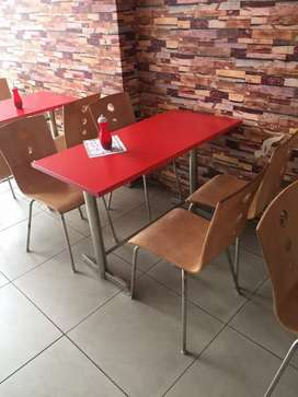 42Chair  and 12 table