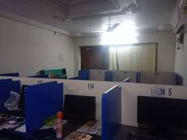 pro Active Plug & Play Space For Lease in Labbipet, Vijayawada