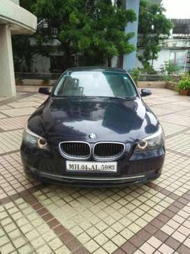 BMW 5 Series 520d Sedan, 2010, Diesel