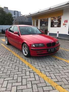 Jual BMW E46 323i Imola Red