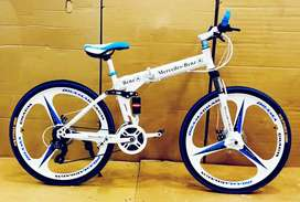 BRAND NEW FOLDABLE CYCLE WITH
