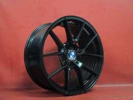 Velg BMW Seri 3 Ring 18x8,5-9,5 Full Black