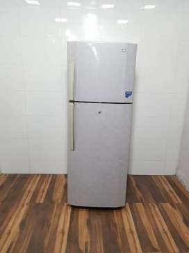 LG double door 280ltrs refrigerator warranty & free home delivery###