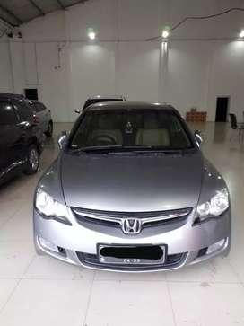 "Honda Civic 1.8 Matic ""2007"" Abu"