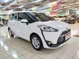 Toyota Sienta G Putih AT/Automatic 2017 Iklan Mobil Bekas Indonesia