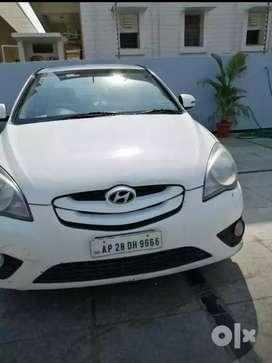 Verna transform 2010 model 1.6 1.5 lakh driven
