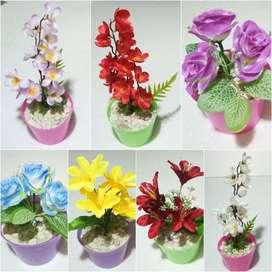 Bunga Hias Artificial