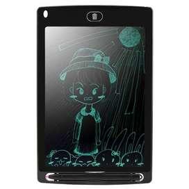 Papan Gambar Digital LCD Drawing Graphics Tablet 8.5 Inch - Black