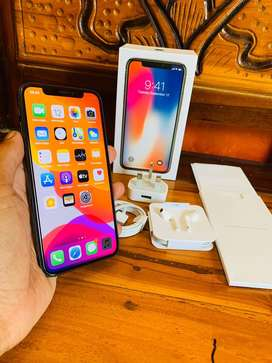 iphone x 256 gb fullset mulus istimewa