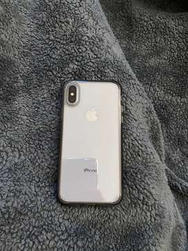 Apple Iphone X 256 GB in White Colour