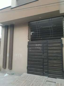 Corner Double Storey Furnished House College road sheraz town lahore