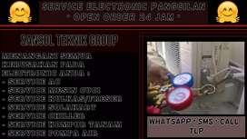 Service Kulkas AC tidak dingin Servis Mesin Cuci Sukodono Sidoarjo