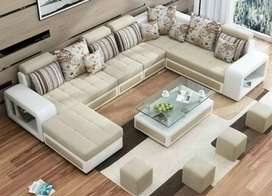 Sofa Letter U Minimalis Moderrn