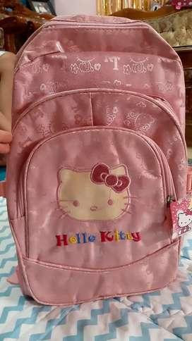 New tas anak cewek hello kitty