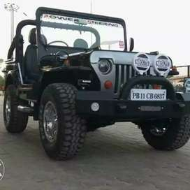Singla motors modified jeeps