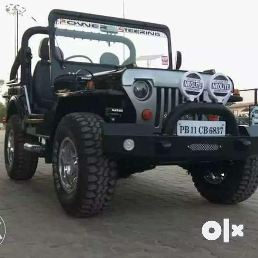 Singla motors modified jeeps 0