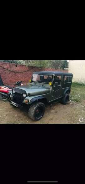 Mahindra Thar 1998 Diesel 35000 Km Driven