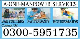 A-ONE MANPOWER SERVICES. Receptionist   House Manager  Office Manager