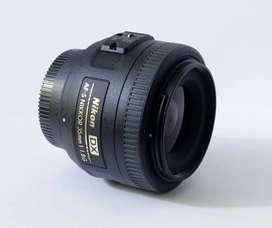 Nikon 35mm f/1.8
