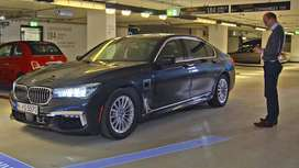 Brand New BMW 7 Series on easy monthly installment.