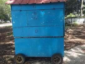Four wheeler vehicle