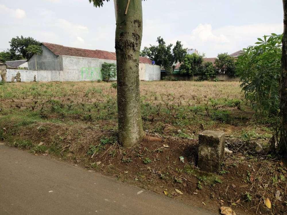 dijual tanah 1.200 m2 kayu manis kecamatan tanah sareal kota bogor