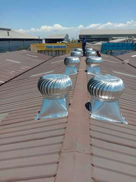 turbin ventilator efisien