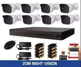 JUAL BERIKUT PASANG PAKET CCTV KOMPLIT KUALITAS TERBAIK