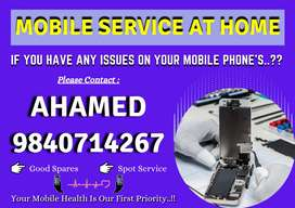 MOBILE SERVICE AT HOME