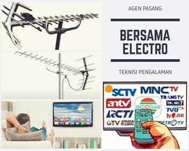 Tukang Teknisi Pemasangan Signal Antena TV Murah