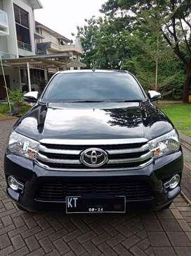 Dijual Hilux 2019 km 4900 double cab