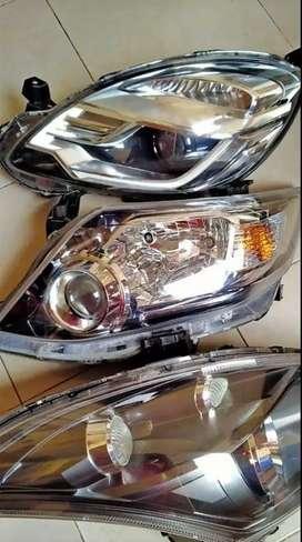 Jual beli headlamp mobil dll